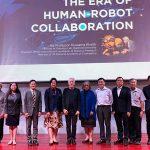 การบรรยายหัวข้อ The Era of Human Robot Collaboration โดย Professor Oussama Khatib