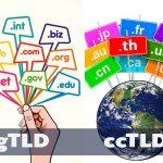gTLD & ccTLD