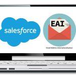 Saleforce รองรับ EAI รับส่งอีเมลด้วยชื่ออีเมล Unicode