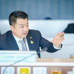 'เศรษฐพงค์' เสนอใช้โดเมนไทย ป้องข้อมูลรั่วไหล ห่วงรัฐสภาใช้ระบบร่วมหน่วยงานอื่นอาจไม่ปลอดภัย